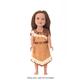 Native American Princess Doll Dress