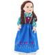 Scandinavian Princess Doll Dress