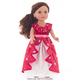 Spanish Princess Doll Dress
