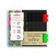 Waff Combo Medium - Black
