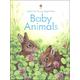 Baby Animals (Usborne Young Beginners)