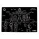 Chalkboard Nativity - Single 12