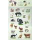 Farm Sticker Play Scene
