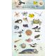 Seashore Sticker Play Scene