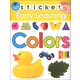 Colors Sticker Early Learning Activity Book