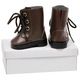 Lace-Up Boots for 18