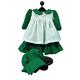 Prairie Dress / Apron & Bonnet for 18