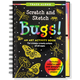 Bugs Trace-Along Scratch and Sketch Activity Book