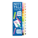 Note Pals Sticky Tabs - Colorful Pencils
