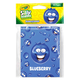 Crayola Sketch & Sniff Sml Note Pad-Blueberry