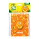 Crayola Sketch & Sniff Small Note Pad - Orange