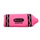 Crayola Plush Pencil Case - Bubble Gum