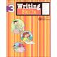 Writing Skills Grade 3 (Flash Kids Harcourt Family Learning)
