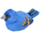 Audubon Bird: Blue Grosbeak Plush With Real Bird Call