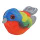 Audubon Bird: Painted Bunting With Real Bird Call