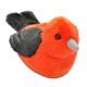 Audubon Bird: Scarlet Tanager With Real Bird Call