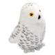 Audubon Bird: Snowy Owl Plush With Real Bird Call