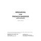 Breaking the French Barrier - Level 3 (Advanced) Teacher Test Packet (print)