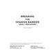 Breaking the Spanish Barrier - Level 1 (Beginning) Teacher Test Packet (print)