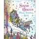 Snow Queen Magic Painting Book (Magic Painting Books)
