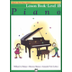 Alfred's Basic Course Level 1B Lesson Book