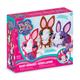 PlushCraft Baby Bunnies (3D minis)