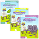 Meet the Math Facts Multiplication Coloring Book Package