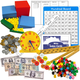 Primary Math US Level 3 Manipulatives Package