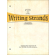 Writing Strands (Teaching Companion)