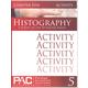Histography:Survey 50 U.S. Chapter 5 Activity