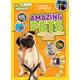 NG Kids Amazing Pets Sticker Activity Book