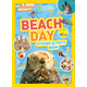 National Geographic Kids Beach Day Sticker Activity Book