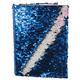 Blue & Pink Sequin Journal