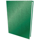 Forest Green & Silver Sequin Journal