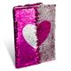 Heart Sequin Journal