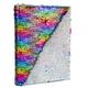 Rainbow & Silver Sequin Journal