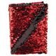 Red & Black Sequin Journal