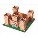Wise Elk Construction Set - Dragon Castle 1080 Pieces
