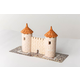 Two Towers 470 Piece Mini Bricks Construction Set
