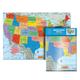 U.S. Wall Map (Folded)