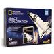 National Geographic Space Exploration 3D Puzzle (65 pieces)