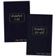 Exodus Journible (2-Vol Set): 17:18 Series