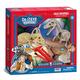 Paleo Adventures Protoceratops vs Velociraptor Excavation Kit