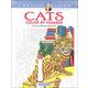 Cats Color by Number Coloring Book (CH)