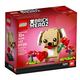 LEGO BrickHeadz Valentine's Puppy (40349)