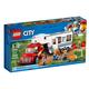 LEGO City Great Pickup & Caravan (60182)