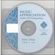 Music Appreciation Book I Audio Companion CD
