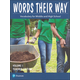 Words Their Way: Vocabulary for Middle & High School 2014 Teacher Edition Volume I