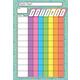 Emoji Chore Poly Chart Write-On/Wipe-Off