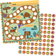 Mini Incentive Charts with Stickers - Nature Explorers